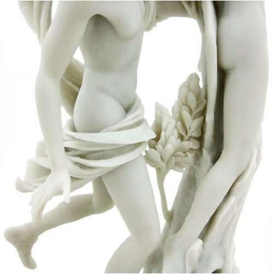 Apollo Greek God With Daphne Myth Statue Love Story Statue