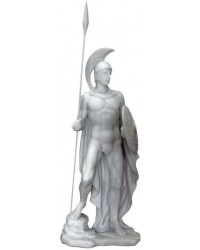 Ares Greek God of War Statue Mystic Convergence Metaphysical Supplies Metaphysical Supplies, Pagan Jewelry, Witchcraft Supply, New Age Spiritual Store