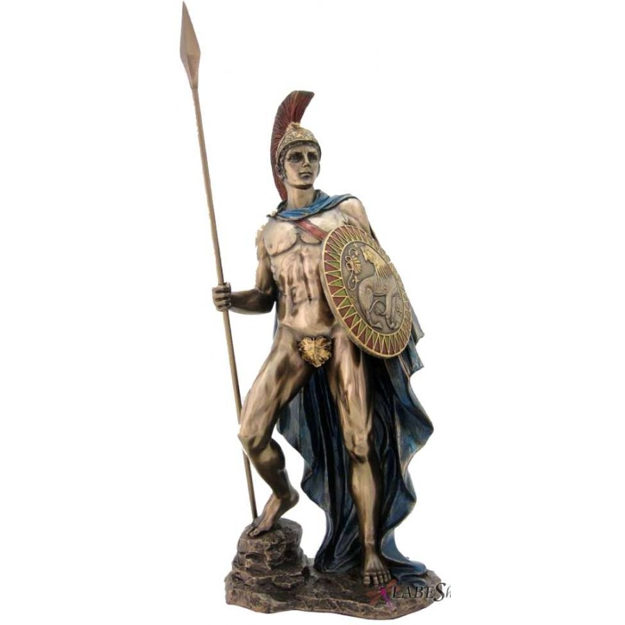 Ares Greek God Of War Statue Mars Statue