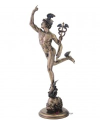 Flying Mercury by Giovanni da Bologna Statue Mystic Convergence Metaphysical Supplies Metaphysical Supplies, Pagan Jewelry, Witchcraft Supply, New Age Spiritual Store