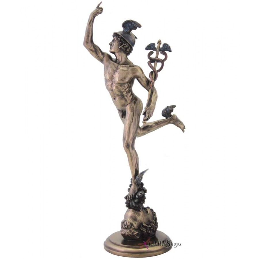hermes winged messenger essay Hermes, mercury god of trade, profit, intelligence, the winged sandals of the mythological character  statue of hermes the messenger to greek gods carrying his.