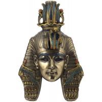 King Tutankhamum Egyptian Wall Plaque