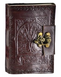 Tree of Life Pocket Journal with Latch Mystic Convergence Metaphysical Supplies Metaphysical Supplies, Pagan Jewelry, Witchcraft Supply, New Age Spiritual Store