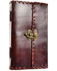 1842 Poetry Leather Blank Book - 9 Inches Mystic Convergence Metaphysical Supplies Metaphysical Supplies, Pagan Jewelry, Witchcraft Supply, New Age Spiritual Store