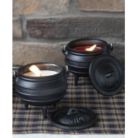 Cauldron Candle - Citronella