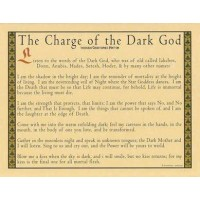 Charge of the Dark God Parchment Poster