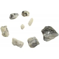 Rainbow Moonstone Raw Untumbled Stones - 1 Pound Pack