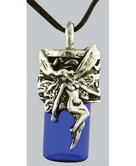 Fairy Oil Bottle Vial Necklace