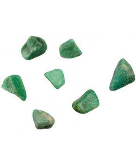 Amazonite Tumbled Stones - 1/2 Pound Pack at Mystic Convergence Metaphysical Supplies, Metaphysical Supplies, Pagan Jewelry, Witchcraft Supply, New Age Spiritual Store