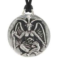 Baphomet Sabbatic Goat Necklace