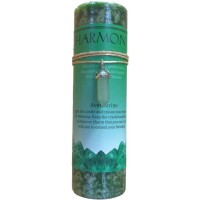 Harmony Crystal Energy Candle with Aventurine Pendant