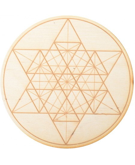 Geometric Star Crystal Grid in 3 Sizes at Mystic Convergence Metaphysical Supplies, Metaphysical Supplies, Pagan Jewelry, Witchcraft Supply, New Age Spiritual Store