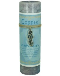 Goddess Spirit Spell Candle with Amulet Pendant Mystic Convergence Metaphysical Supplies Metaphysical Supplies, Pagan Jewelry, Witchcraft Supply, New Age Spiritual Store