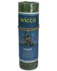 Wicca Magik Spell Candle with Amulet Pendant Mystic Convergence Metaphysical Supplies Metaphysical Supplies, Pagan Jewelry, Witchcraft Supply, New Age Spiritual Store