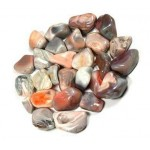 Botswana Agate Tumbled Stones - 1 Pound Pack at Mystic Convergence Metaphysical Supplies, Metaphysical Supplies, Pagan Jewelry, Witchcraft Supply, New Age Spiritual Store