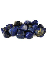 Lapis Luzili Tumbled Stones - 1 Pound Pack Mystic Convergence Metaphysical Supplies Metaphysical Supplies, Pagan Jewelry, Witchcraft Supply, New Age Spiritual Store