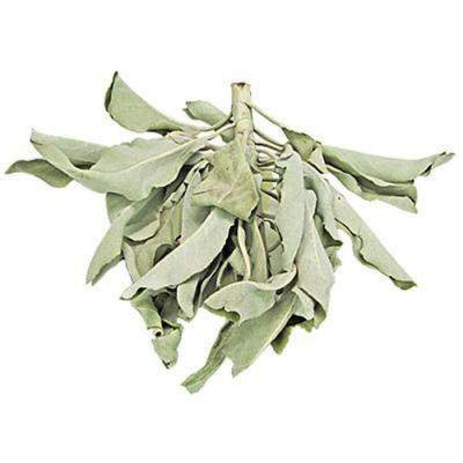 Black Sage and Mugwort Smudge Stick - Sage Herb Wand