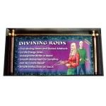 Brass Divining Dowsing Rods at Mystic Convergence Metaphysical Supplies, Metaphysical Supplies, Pagan Jewelry, Witchcraft Supply, New Age Spiritual Store