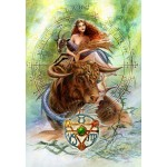 Elemental Earth Talisman and Greeting Card at Mystic Convergence Metaphysical Supplies, Metaphysical Supplies, Pagan Jewelry, Witchcraft Supply, New Age Spiritual Store