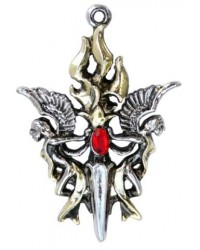 Keepers of the Sacred Flame Necklace