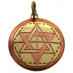 Star of Solomon Magic Charm for Wisdom