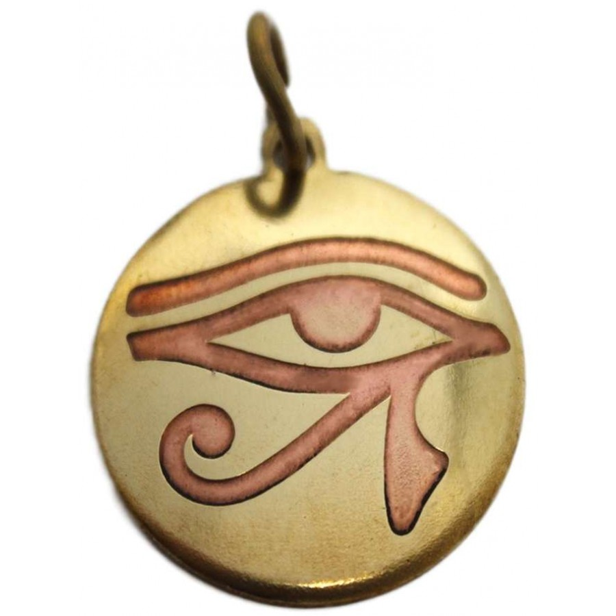 Eye of horus magickal charm for protection magickal amulets eye of horus magickal charm for protection at mystic convergence wiccan supplies pagan jewelry biocorpaavc