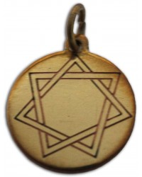 Heptagram Mystic Charm for Harmony