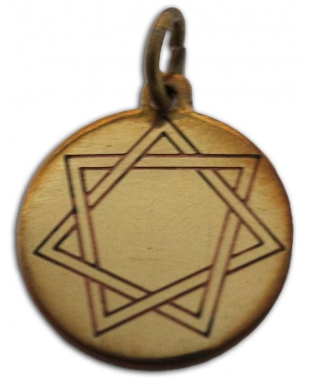 Heptagram Mystic Charm for Harmony at Mystic Convergence Metaphysical Supplies, Metaphysical Supplies, Pagan Jewelry, Witchcraft Supply, New Age Spiritual Store