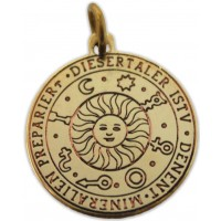 Sun Talisman for Wealth, Health and Happiness