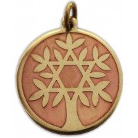 Tree of Life Charm for Wisdom