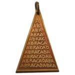 Abracadabra Charm for Good Fortune
