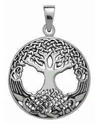 Druid Tree of LIfe Sterling Silver Pendant Mystic Convergence Metaphysical Supplies Metaphysical Supplies, Pagan Jewelry, Witchcraft Supply, New Age Spiritual Store