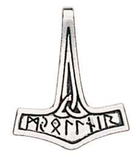 Thors Hammer for Inner Strength at Mystic Convergence, Wiccan Supplies, Pagan Jewelry, Witchcraft Supplies, New Age Store