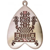 Guidance from Ancestors Voodoo Charm