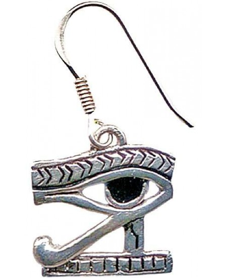 Eye of Horus Earrings for Protection at Mystic Convergence Metaphysical Supplies, Metaphysical Supplies, Pagan Jewelry, Witchcraft Supply, New Age Spiritual Store