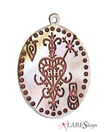 Love Voodoo Charm at Mystic Convergence Metaphysical Supplies, Metaphysical Supplies, Pagan Jewelry, Witchcraft Supply, New Age Spiritual Store